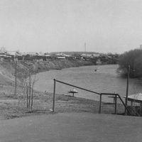 р. Карасук. 1974, Краснозерское