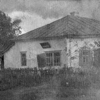 1956. Краснозерское лесничество (ул. Сталина, 57), Краснозерское