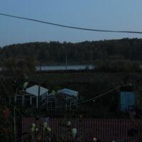 Туман над р.Иня, Тогучин