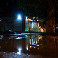 Отражение в ночи. г Кувандык, Кувандык