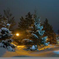 Зимняя сказка. г Кувандык, Кувандык