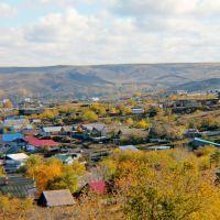 Медногорск,поздняя осень, Медногорск
