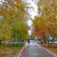 ул.Советская,у фонтана, Медногорск