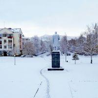 Площадь Ленина, Медногорск
