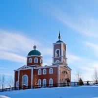 Медногорский храм., Медногорск