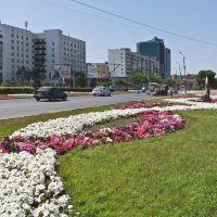 Улица Гагарина. Оренбург, Оренбург
