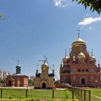 Храмы. Оренбург, Оренбург