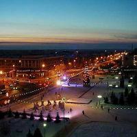 комсомольская площадь, Орск