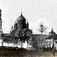 Церковь с.Пономаревка , Пономаревка