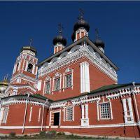 Троицкий храм.г Болхов., Болхов
