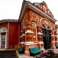 храм Георгия Победоносца.г Болхов., Болхов