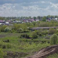 Вид на город, Белинский
