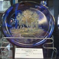 один из экспонатов музея, Никольск