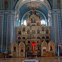 Иконостас собора, Сердобск