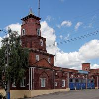 Пожарная часть, Сердобск