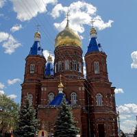 Михайло-Архангельский собор, Сердобск