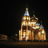 Храм Владимирской иконы Божией Матери, Губаха