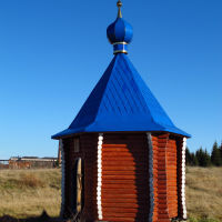 Свято-Никольская надкладезьная часовня в Общем Руднике., Кизел