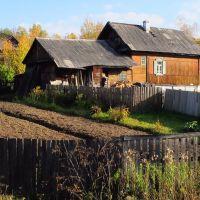 Частный дом в Общем Руднике., Кизел