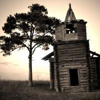 Старая часовня. Является старинной архитектурой села. Фото М. Кивилев, Кочево