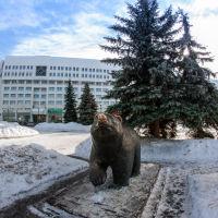 Символ  города, Пермь