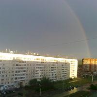 Клестовка после грозы., Соликамск