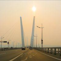Владивосток, мост через бухту Золотой рог, Владивосток