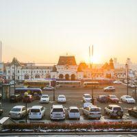 Вокзал, Владивосток