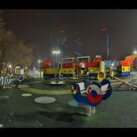 Набережная Цесаревича, детская площадка, Владивосток