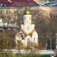 Храм святого апостола Андрея Первозванного, Владивосток