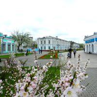 Весна в Уссурийске, Уссурийск