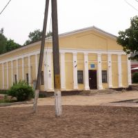 Идрицкая спортивная школа, Идрица