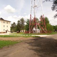 Новые дома (ул. Ленина-ул.Учебный городок), Идрица