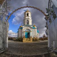 Свято-Покровский храм, Красный Сулин