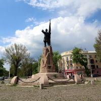 Памятник Ермаку Тимофеевичу на одноимённой площади, Новочеркасск