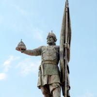Памятник Ермаку Тимофеевичу (верхняя часть), Новочеркасск
