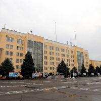 Главный учебный корпус бывшего НВВККУС (где я учился в 1983-1987 г.г.), Новочеркасск