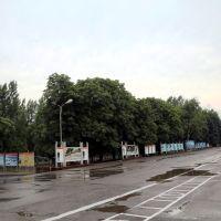 Строевой плац бывшего НВВККУС, Новочеркасск