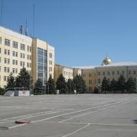 Учебные корпуса бывшего НВВККУС, Новочеркасск