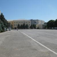 Плац бывшего НВВККУС, Новочеркасск