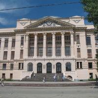 Новочеркасск, Южно-Российский ГТУ (с 02.02.1999), основан в 1907г., Новочеркасск