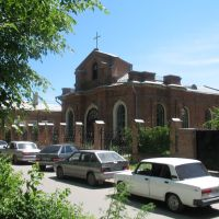 Новочеркасск, ул. Просвещения, католический храм, Новочеркасск