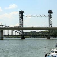 Железнодорожный мост через Дон, Ростов-на-Дону