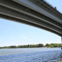 Ворошиловский мост над Доном, Ростов-на-Дону