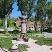 Памятник адмиралу Ушакову на набережной Дона, Ростов-на-Дону