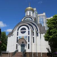 Старо-Покровский храм в Покровском сквере, Ростов-на-Дону
