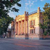 Таганрог, дворец Алфераки, Таганрог