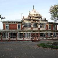 Бывший летний театр дворянского собрания, Рязань