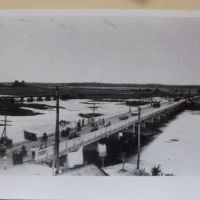 Мост через реку пра 1967год, Спас-Клепики