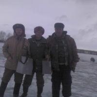 Рыбалка  на  Имелеевском водоеме, Большая Черниговка